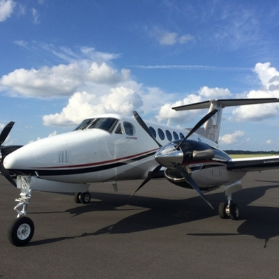 King Air 250 Photo